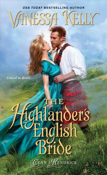 The Highlander's English Bride cover image