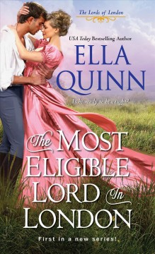 The most eligible lord in London cover image