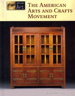 The American Arts and Crafts Movement cover image