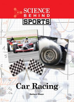 Car racing cover image