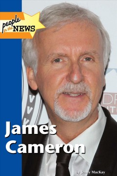 James Cameron cover image