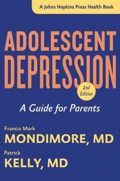 Adolescent depression : a guide for parents cover image