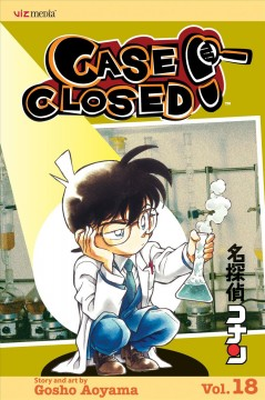 Case Closed. 18 cover image