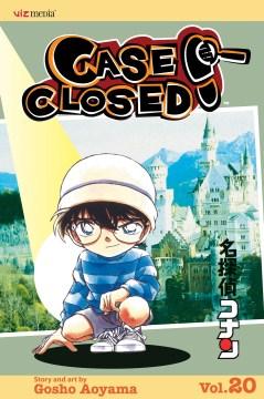 Case closed. 20 cover image