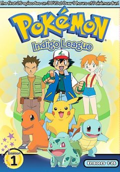 Indigo league. Season 1, Episodes 1-26 cover image