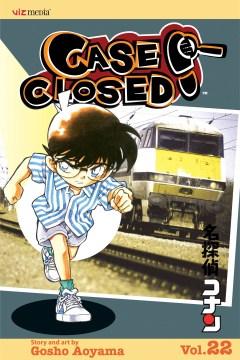 Case closed. 22 cover image