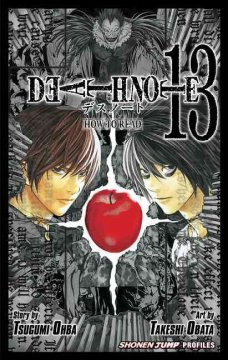 Death note. 13, How to read cover image