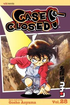 Case closed. 28 cover image