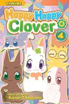 Happy, Happy Clover. 4 cover image