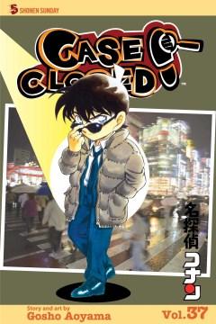 Case closed. 37 cover image