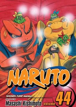 Naruto.   44,   Senjutsu heir cover image