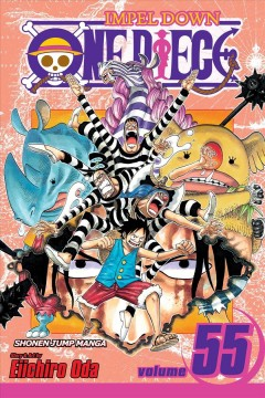 One piece. 55, A ray of hope cover image
