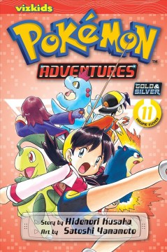Pokémon adventures. Gold & Silver, 11 cover image