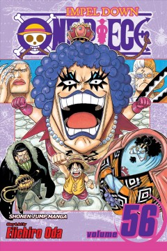 One piece. 56, Thank you cover image