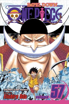 One piece. 57, Paramount war cover image
