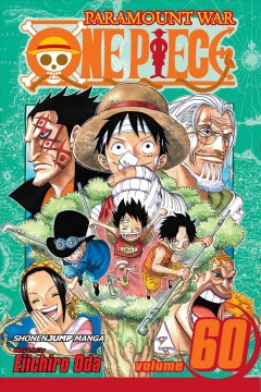 One piece. 60, My little brother cover image