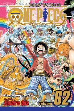 One piece. 62, Adventure on Fish-Man Island cover image