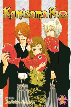 Kamisama kiss. 9 cover image