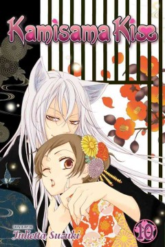 Kamisama kiss. 10 cover image