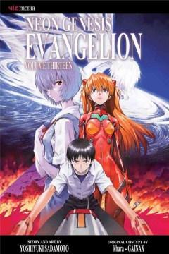 Neon genesis evangelion. 13 cover image