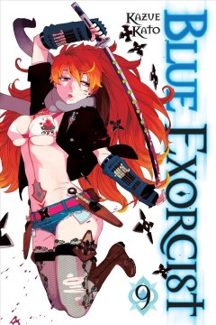 Blue exorcist. 9 cover image