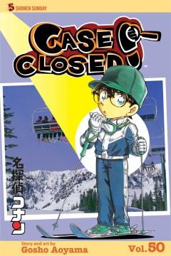 Case closed. 50 cover image