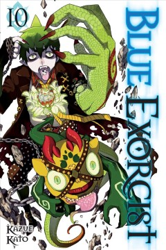 Blue exorcist. 10 cover image