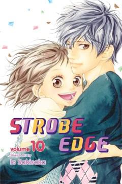 Strobe edge. 10 cover image