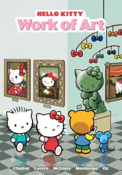 Hello Kitty. Work of art cover image