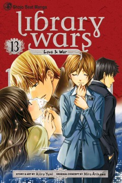 Library wars : love & war. 13 cover image