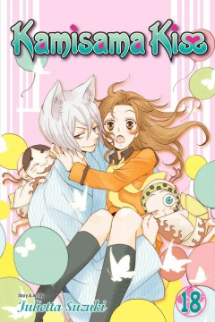 Kamisama kiss. 18 cover image