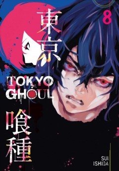 Tokyo ghoul. 8 cover image
