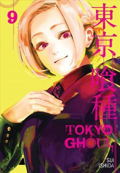 Tokyo ghoul. 9 cover image