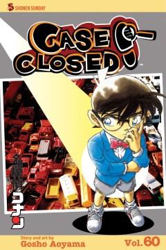 Case closed. 60 cover image