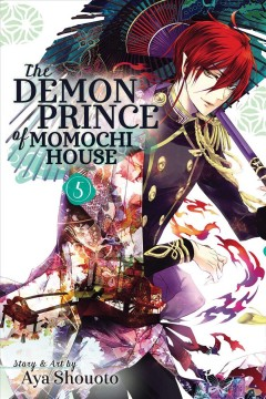 The demon prince of Momochi House. 5 cover image