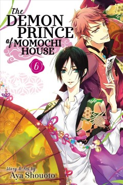 The demon prince of Momochi House. 6 cover image