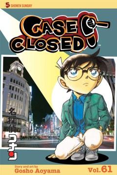 Case closed. 61 cover image