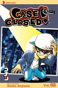 Case closed. 62 cover image