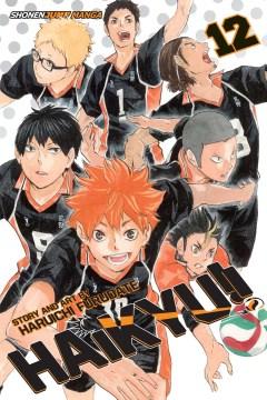 Haikyu!!. 12, The tournament begins cover image