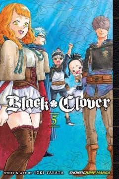 Black clover. 5, Light cover image