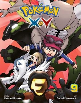 Pokémon. XY. 9 cover image