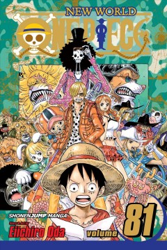 One piece. 81, Let's go see the cat viper cover image