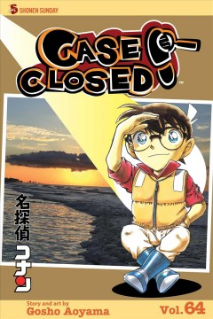 Case closed. 64 cover image