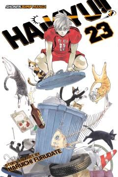 Haikyu!!. 23, The ball's path cover image
