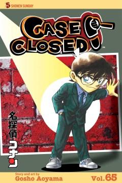 Case closed. 65 cover image