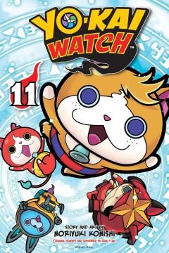 Yo-kai watch. 11, The way of the samurai cover image