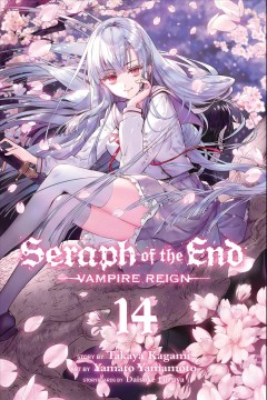 Seraph of the end. Vampire reign. 14 cover image