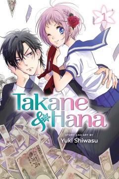 Takane & Hana. 1 cover image