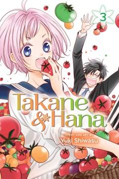 Takane & Hana. 3 cover image