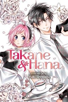 Takane & Hana. 4 cover image